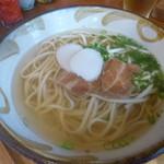 67043012 - 沖縄そば(中) 中細麺