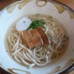 67043020 - 沖縄そば(小) 中細麺