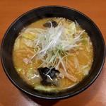 拉麺 いそじ - 料理写真:みそ(800円)