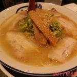 ラーメン麺長 - 塩ラーメン \730(税込)