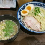 67045279 - ・「つけ麺(¥750)」+「味玉(\100)」