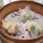 Mei Garden 味苑 - 瑤柱菜苗餃