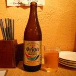 オキナワダイニング ブランチュ - オリオンビール