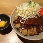 67047272 - デミカツ丼:780円