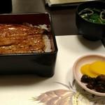 島長寿司 - うな重