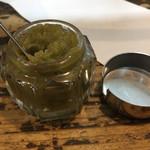 光屋 - ゆず胡椒で、味を変えて楽しめます