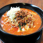 かみなり太郎 - 料理写真:かみなり味噌ラーメン