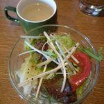 発酵キッチン tokotoko - サラダとスープ