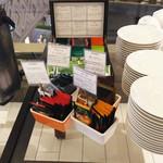 67050225 - ドリンクバーの紅茶