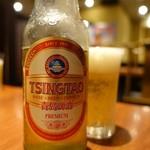 小肥羊 - プレミアム青島ビール