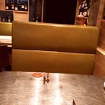 テフ テフ - ソファ席、テーブル席貸切対応あり