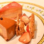 シェ・イノ - お菓子