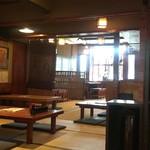 えぼし - 座敷