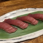 えぼし - 中トロ 寿司