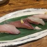 えぼし - 地魚寿司