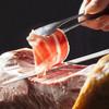 タボラ36 - 料理写真:パルマハムのカーヴィングサービス