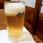 弁兵衛 - 生ビール