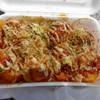 ぼちぼちのたこ焼き屋 - 料理写真:たこ焼き 8個 400円