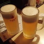 ゆきちゃん - ビール