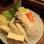 67055711 - 野菜盛り合わせ