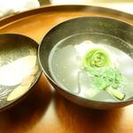懐石料理 桝田 - お椀