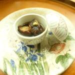 懐石料理 桝田 - 蛸の旨煮