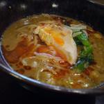 中国料理 秀 ~創作 - ミニ坦々麺