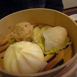 中国料理 秀 ~創作 - 点心3点