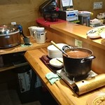味葦庵 - カレーとご飯