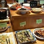 味葦庵 - 総菜1
