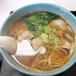 小杉食堂 - 料理写真:肉うーめん¥550