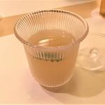 赤坂 詠月 - 玉葱のすり流し