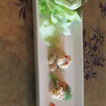 デルソーレ - サラダ小鉢