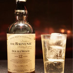 スポンテニアス - THE BALVENIE DOUBLEWOOD 12Years
