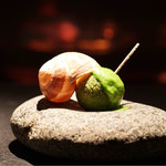 スポンテニアス - 料理写真:エスカルゴ