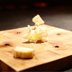 スポンテニアス - チーズ盛合せ