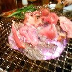 6706334 - 鶏炭火焼