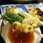 天米 - 季節の天ぷら