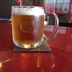上尾そーめん きゅんきゅん亭 - キリンの美味しいノンアルビール♪