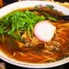 日本一 - 料理写真:支那そば定食(支那そば)