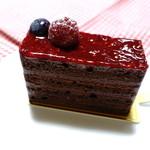 67062555 - ショコラ フランボワーズ!!(。・ω・。)ノ♡