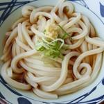 丸亀製麺 - ぶっかけ 290円