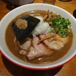 喜元門 - 真空そば(830円)