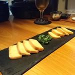 67065627 - 燻製焼きチーズ