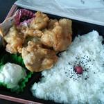 甚べい - 料理写真:唐揚げ弁当 620円