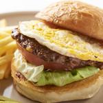 Burgers Cafe I-FIVE  -