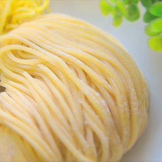 オーダーメイドの特注麺!!