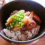 6707079 - とろけるお肉のステーキ丼