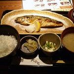 6707519 - 「焼き魚定食」780円
