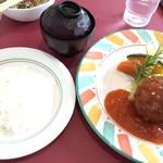 レストラン仏区里屋 - 日替わり